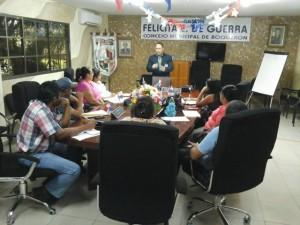 """Jornada de capacitación en municipios sobre """"La Cadena de Custodia"""""""
