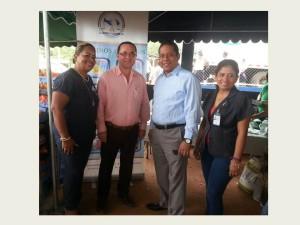 Feria Interinstitucional en Ernesto Córdoba