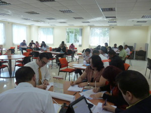 Seminario taller sobre gestión por procesos