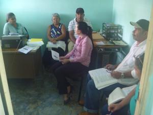 Capacitación legal a los municipios de la provincia de Herrera