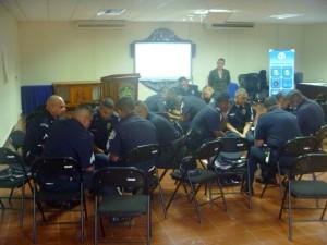 """Seminario taller """"Técnicas para el manejo de los conflictos comunitarios"""""""