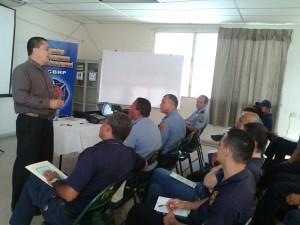 PA brinda capacitación a personal de Coclé y Veraguas