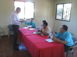 Jornada de capacitación legal al Municipio de Gualaca