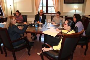 Procuraduría de la Administración se reúne con la Secretaria Nacional de Descentralización