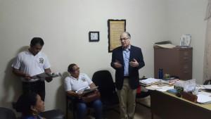 Capacitación Legal a los Municipios en la provincia de Herrera