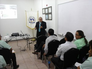 Seminario sobre el Delito de Violencia Doméstica, en la provincia de Chiriquí