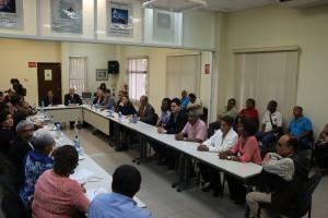 CEPJ da Cortesía de sala a diversas agrupaciones civiles