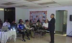 Seminario sobre el Sistema Penal Acusatorio a funcionarios de la Zona Libre de Colón