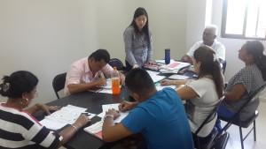 Capacitación legal a funcionarios municipales de la provincia de Herrera