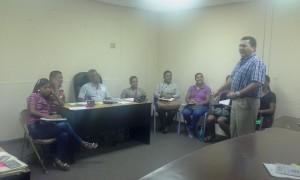 Corregidores y secretarias de la provincia de Coclé se capacitan sobre los Procesos de Alimentos