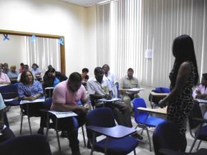 Seminario de Mediación en la provincia de Colón