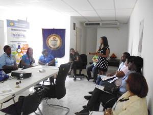 Seminario el Código Uniforme de Ética de los Servidores Públicos en la provincia de Colón