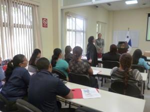 Jornada de capacitación a SUME 911 y Municipio de Panamá
