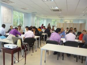 Seminario taller: Ética del servidor público, dirigido a colaboradores del Ministerio de Desarrollo Social