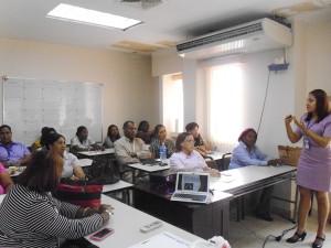 Personal del MIDES se capacita en Comunicación Asertiva y Trabajo en Equipo
