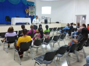 Seminario Manejo de Conflicto en el Ministerio de Educación