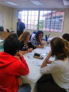 Seminario taller: «Principios y valores del servidor público»dirigidos a colaboradores de la UTP