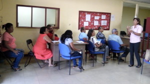 La corregiduría de Pedregal fue sensibilizada por Mediación Comunitaria