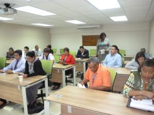 Ética del Servidor Público   dirigido a funcionarios de la Autoridad Marítima de Panamá