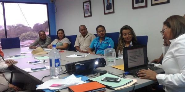 Secretaria Provincial de Coclé capacita al Ministerio de Comercio e Industria