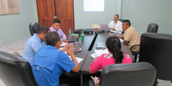 Capacitación legal al municipio de Gualaca