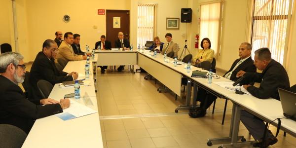 Policía Nacional presenta informe a la Comisión de Estado por la Justicia