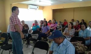 Jornada de capacitación dirigida a los funcionarios de los Municipios de Penonomé