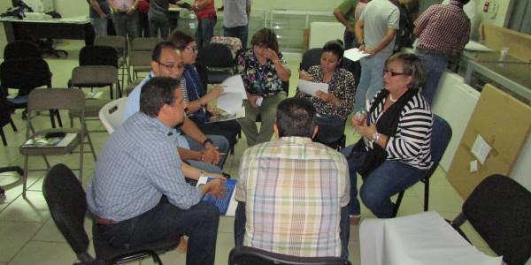 """Seminario taller al MICI  """"El Trabajo en Equipo"""""""