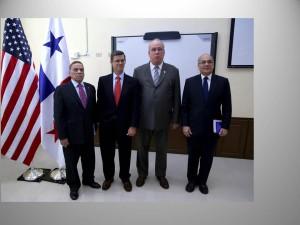 """Acto de inauguración del módulo I """"Valores Fundamentales de la Ética en la administración de Justicia"""