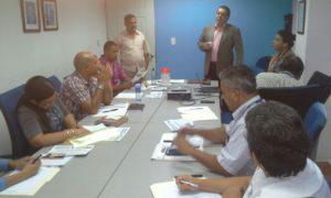 Jornada de capacitación en el Ministerio de Comercio e Industria de Coclé
