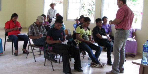Capacitación legal al municipio de Nole Duima y Muná, Comarca Ngäbe Bugle