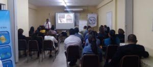 Servidores públicos de la provincia de Veraguas se capacitan sobre organización del sector público panameño
