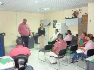 """El Ministerio de Comercio e Industria en Veraguas se capacita sobre """"Trabajo en Equipo"""""""