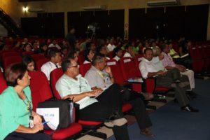 Conferencia: Gestión Integrada de los Recursos Hídricos: La Experiencia del Canal de Panamá