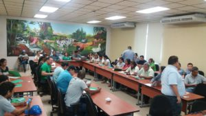 Seminario taller en Veraguas dirigido a funcionarios del Instituto Nacional de Agricultura
