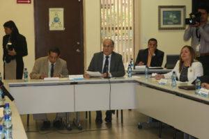 Presentación del estatus de la Carrera Judicial ante la CEJ