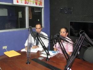 Divulgación de la Mediación Comunitaria en la emisora Faro de David
