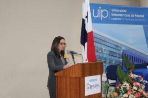 Secretaria General diserta sobre Derecho Disciplinario en la UIP