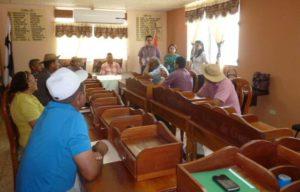 Secretaría Provincial de Los Santos en los concejos municipales