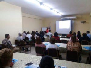 Funcionarios  de la provincia Veraguas se capacitan sobre la administración pública