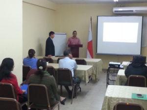 Abogados de instituciones públicas se capacitan en Veraguas