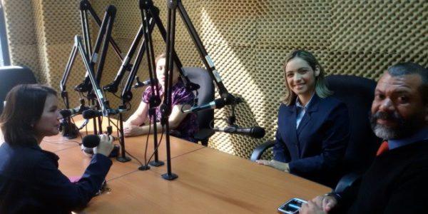 """Participación  en Programa de Radio en SERTV programa Radial """"Conóceme sin Límites"""""""