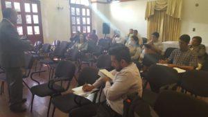 Asesores legales de la Provincia de Coclé reciben capacitación