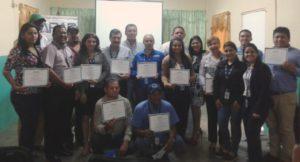 Directivos de la Autoridad  de los Recursos  Acuáticos de Panamá  se capacitan sobre  ética en la administración pública
