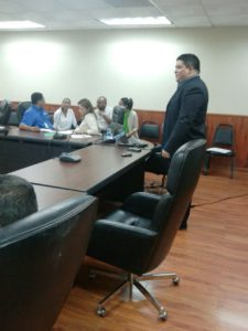 Seminario taller «La importancia de la ética en los funcionarios públicos»