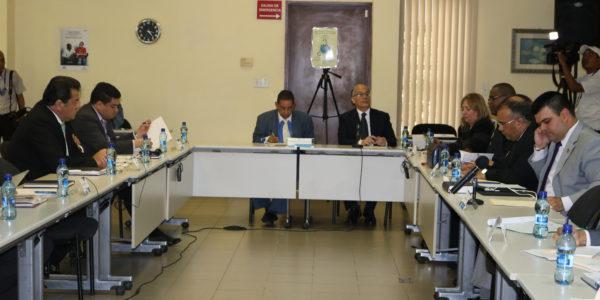 Entes encargados de la implementación del SPA rinden informe ante Comisión de Estado por la Justicia