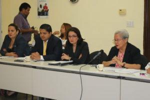Jornada de sensibilización sobre justicia comunitaria de paz