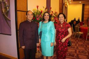 Celebración de los 67º aniversario de la fundación de la República Popular China