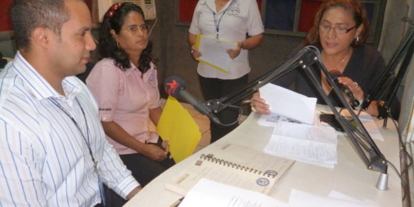 Divulgación de la mediación comunitaria en la emisora Stereo Ritmo Chiriquí 92.9 F.M.