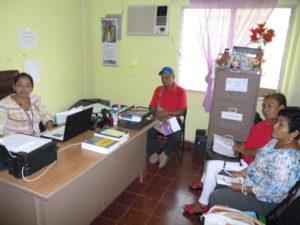 Conversatorio con las autoridades administrativas de San Félix y Tolé